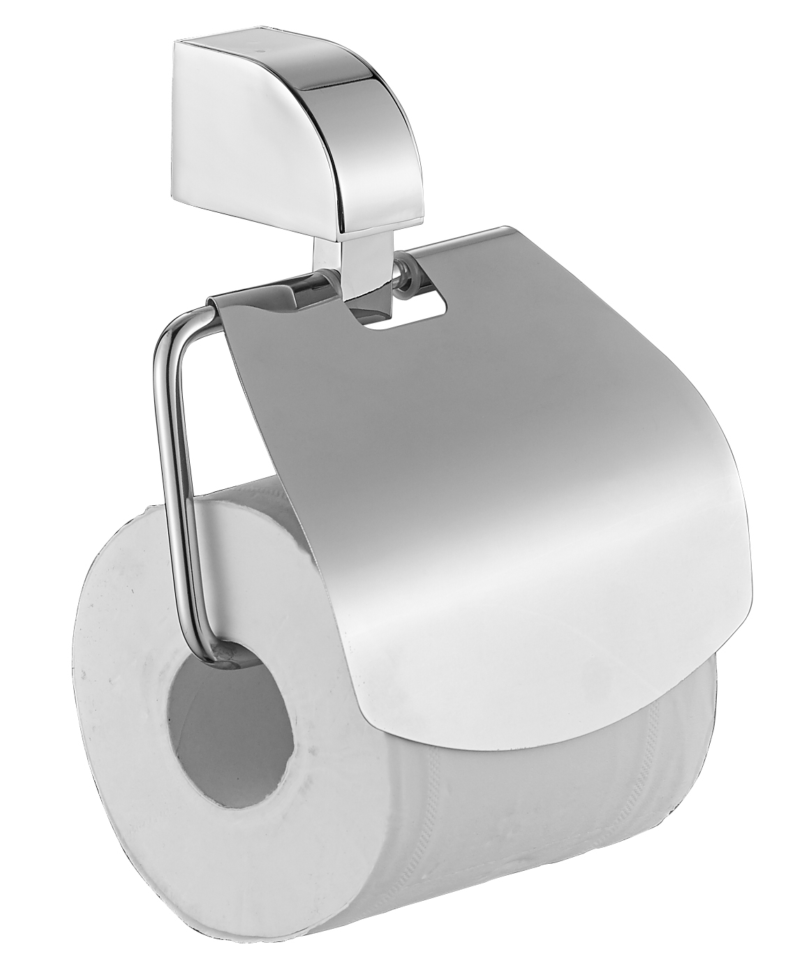 Держатель для туалетной бумаги SWENSA 18100-04, серебристый18100-04Держатель для туалетной бумаги настенный, изготовлен из хромированной стали с использованием новой технологии нанесения хромированого покрытия, что позволяет использовать его в два раза дольше, чем обычные хромированые изделия. Устойчив к появлению корозии, а инновационная система крепления имеет европейский патент. Крепление входит в комплект. Отлично подходит для использования во влажных помещениях, ванной комнате, туалете.