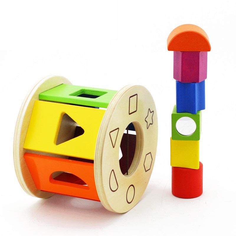 Развивающая игрушка Vulpi 11002 игрушка развивающая логический квадрат артикул д020