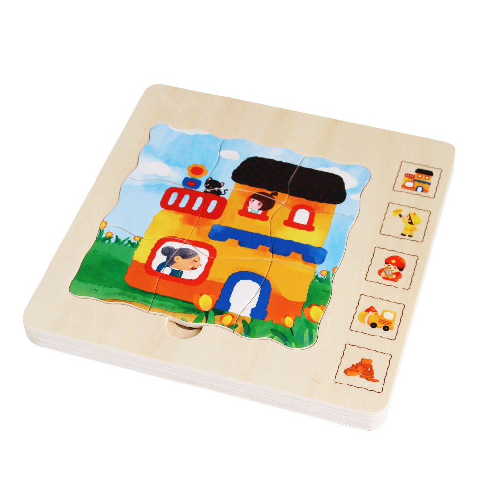Развивающая игрушка Benho 12002 развивающая игрушка benho 12001