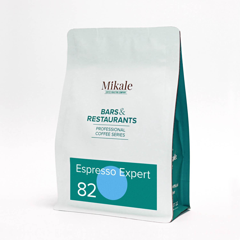 Кофе в зернах MIKALE Bars&Restaurants 82, 250г цена