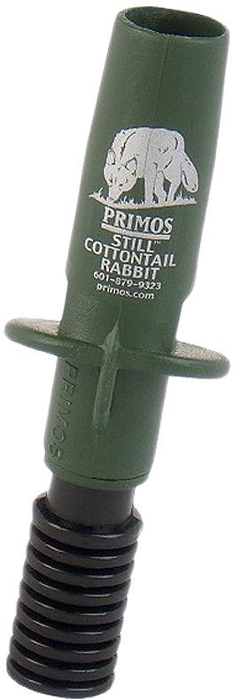 Манок Primos Stil На хищника, крик кролика, 316, черный, зеленый, 6 шт