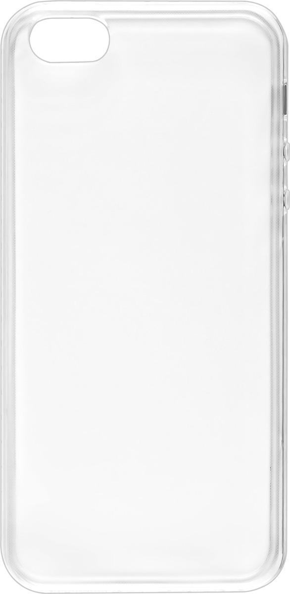 Чехол AnyCase для Apple iPhone 5/5S/SE, прозрачный чехол touchetta 70victory для iphone 5s se он сражался за свободу