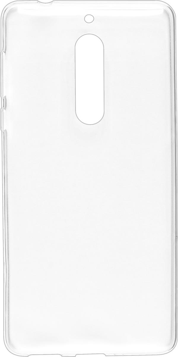 Чехол AnyCase для Nokia 5, прозрачный