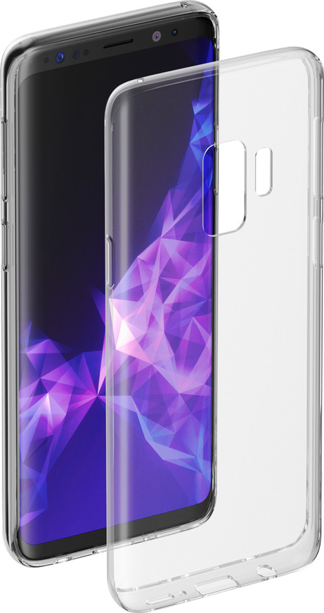 Чехол AnyCase для Samsung Galaxy S9, прозрачный