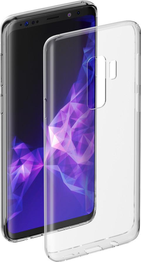 Чехол AnyCase для Samsung Galaxy S9+, прозрачный