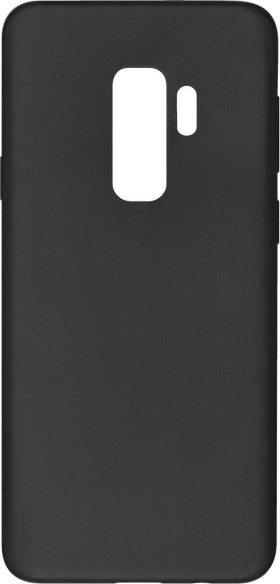 Чехол AnyCase для Samsung Galaxy S9+, матовый, черный
