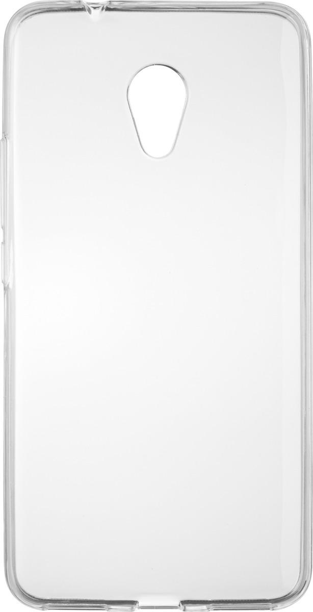 Чехол AnyCase для Meizu M5s, прозрачный смартфон meizu m5s 16gb gold