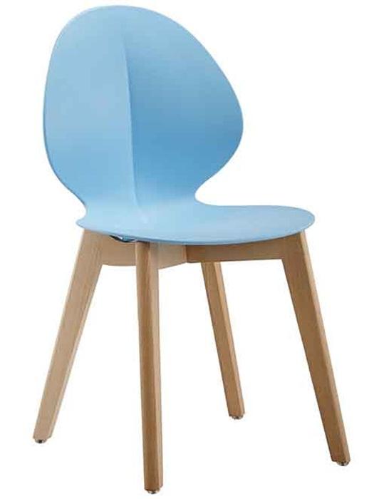 Стул Смарт Декор ARS-3016, голубой