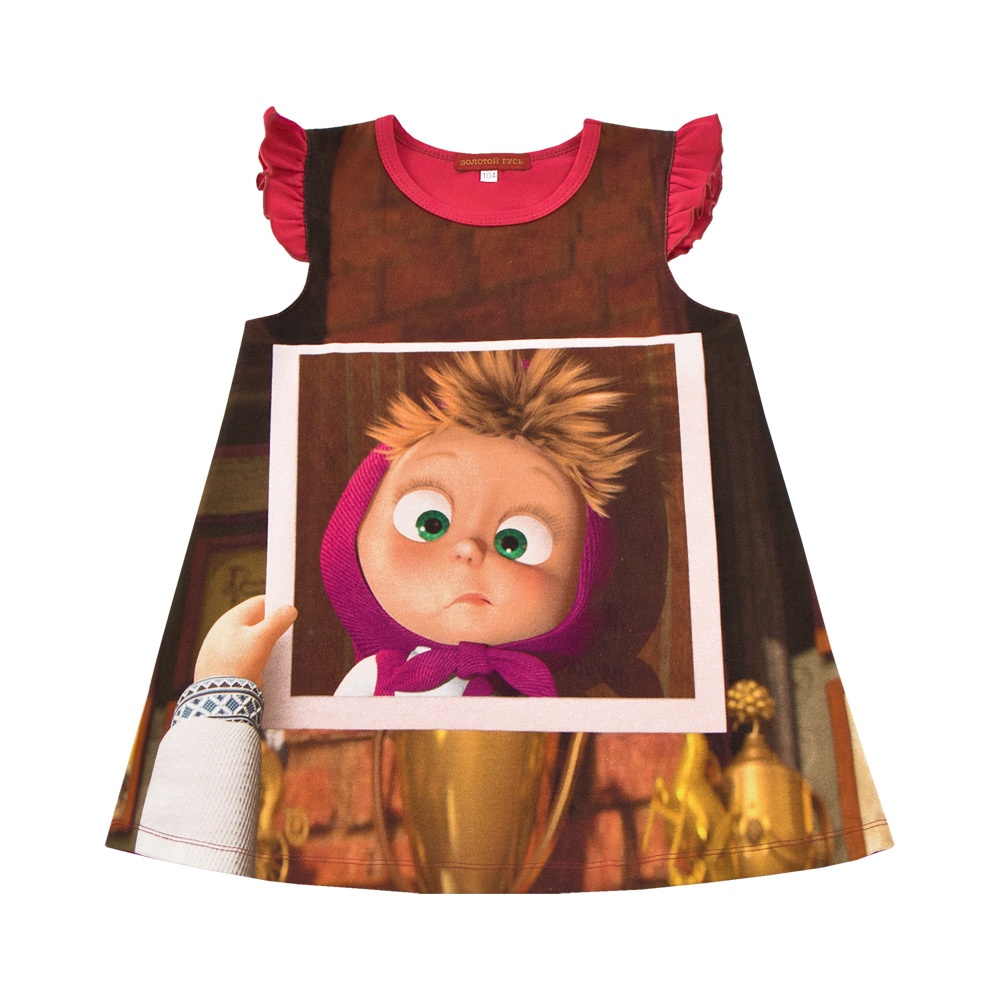 Платье Золотой Гусь