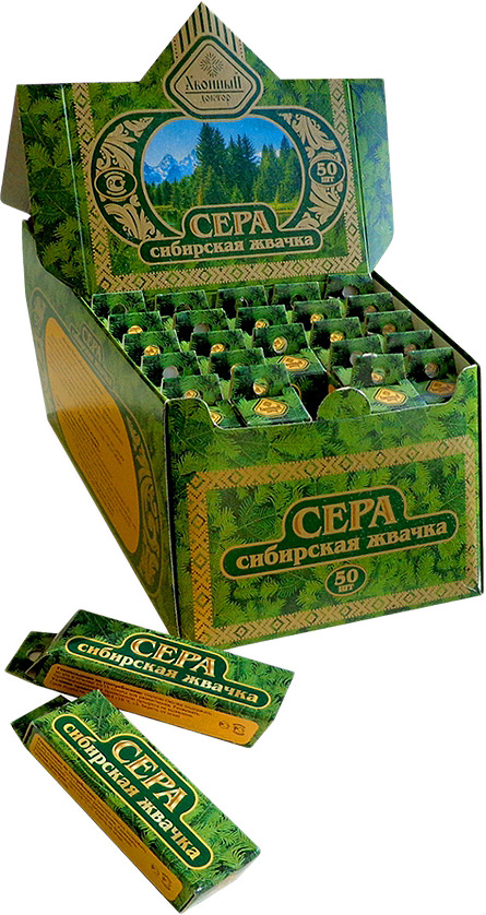 Смолка жевательная Дары Сибири Сера, 5 гр холодно в сибири или нет
