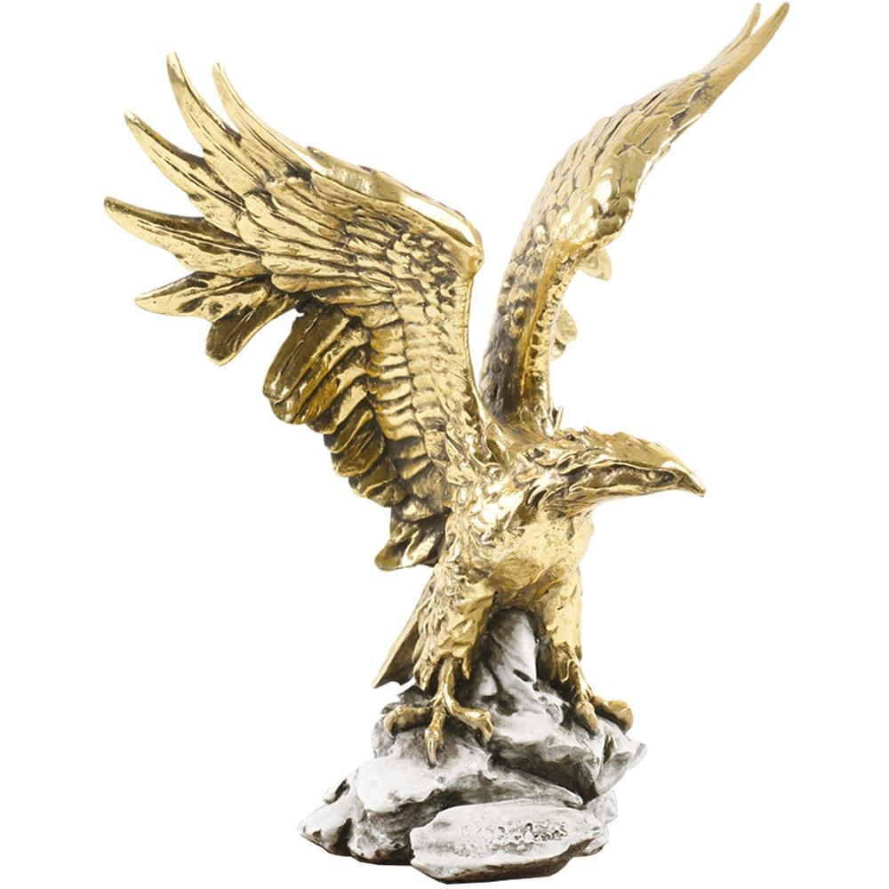 Статуэтка BOGACHO Орел Большой Золотой 22075 Голд(З), золото