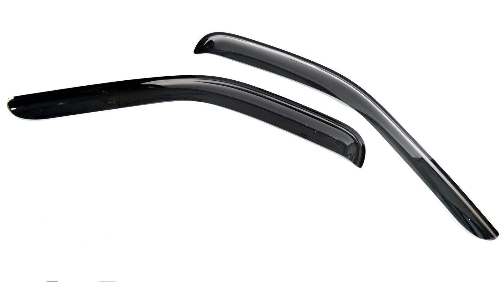 Ветровик SIM Дефлекторы боковых окон Ford Transit (2014-) (2шт.) (темн.) 1pcs right left car tail lamp light lens replacement for ford transit connect 2009 2014