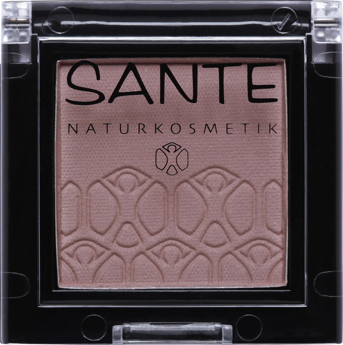 все цены на Тени для век Sante Моно, тон №04, Коричнево-серый онлайн