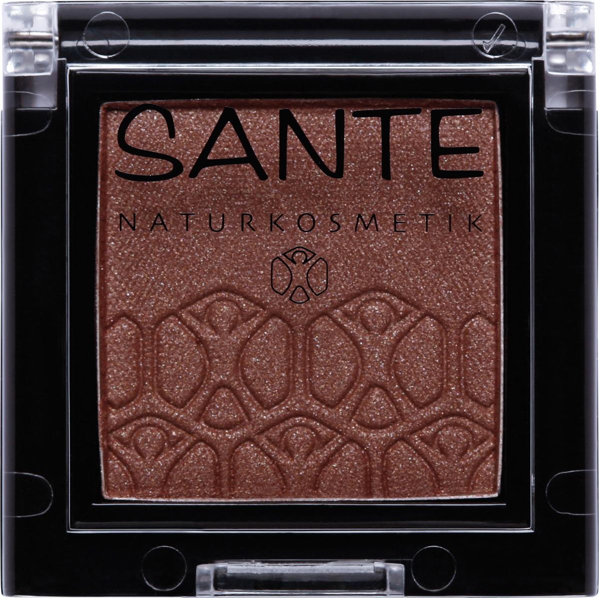 все цены на Тени для век Sante Моно, тон №05, Сверкающий коричневый онлайн