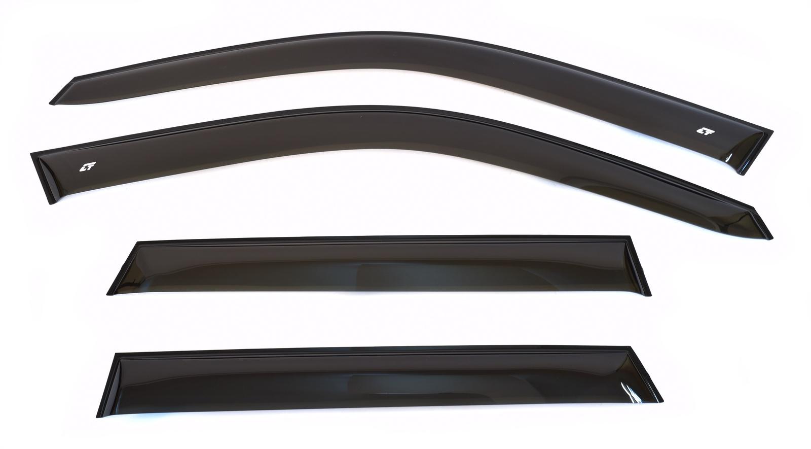 Ветровик Cobra Tuning BE20200BE20200Точное прилегание Не трескаются на морозе Ударостойкие Простая установка Подходит на:BMW X5 E53 2003-2006BMW X5 E53 1999-2003 Дефлекторы Cobra Tuning изготавливаются с применением 3D-моделирования - повторяют форму кузова автомобиля. Они изготавливаются из акрила - устойчивы к перепадам температур и морозу.