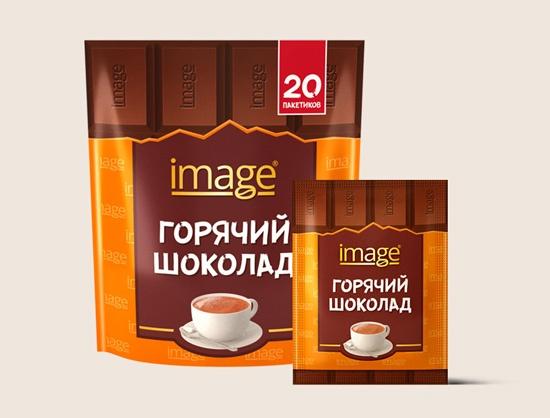Горячий шоколад Имидж 80335, Шоколад, 360 мыловаров массажная плитка для тела горячий шоколад 90 гр