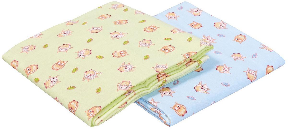 детские кроватки Пеленка Sweet Baby SB-K022-M, 411114, разноцветный, 130х90, 2 шт