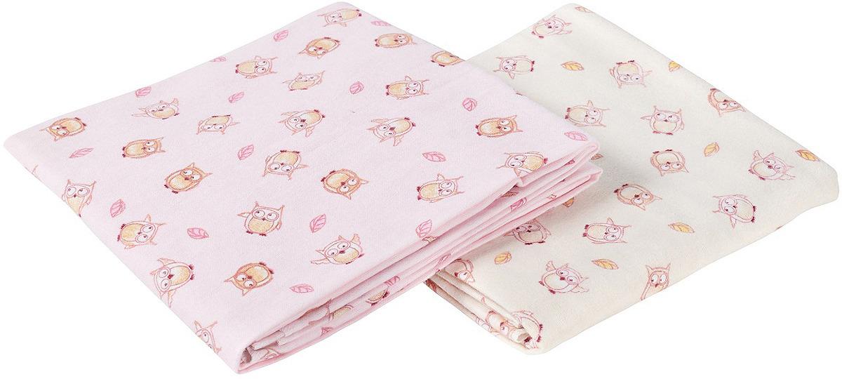Пеленка Sweet Baby SB-K022-D, 411115, разноцветный, 130х90, 2 шт