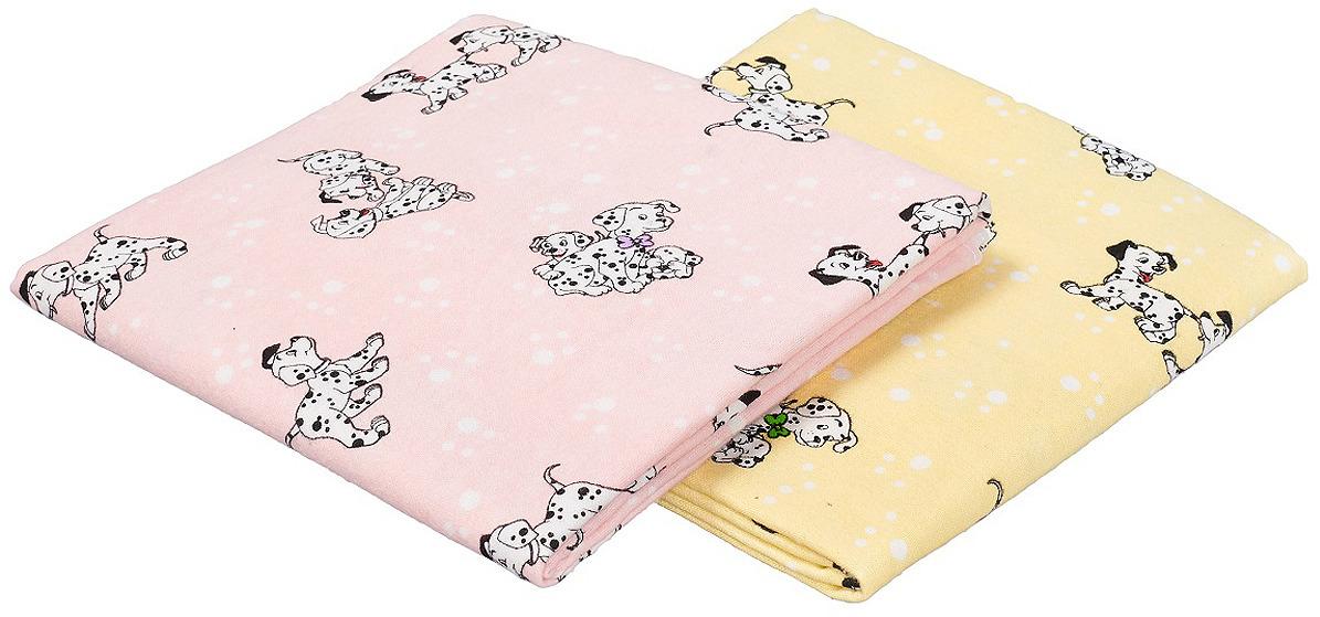 детские кроватки Пеленка Sweet Baby SB-K022-D1, 411295, разноцветный, 130х90, 2 шт