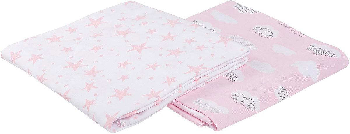 детские кроватки Пеленка Sweet Baby SB-K024-D2, 417318, разноцветный, 130х190, 2 шт