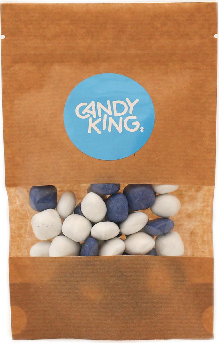 Лакричные пастилки Candy King, солоноватое лакричное драже, 100 г драже жевательное gummi king echinacea vit c 60 шт