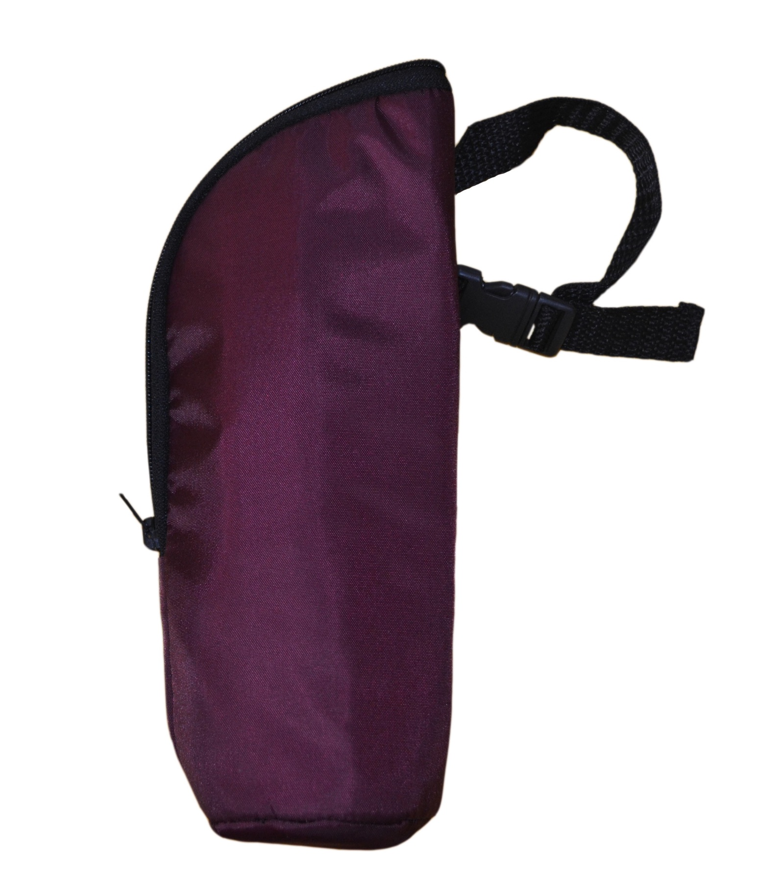 бутылочки Термосумка для бутылочки Мирти Пенал с эффектом сохранения тепла для бутылочек бордовый