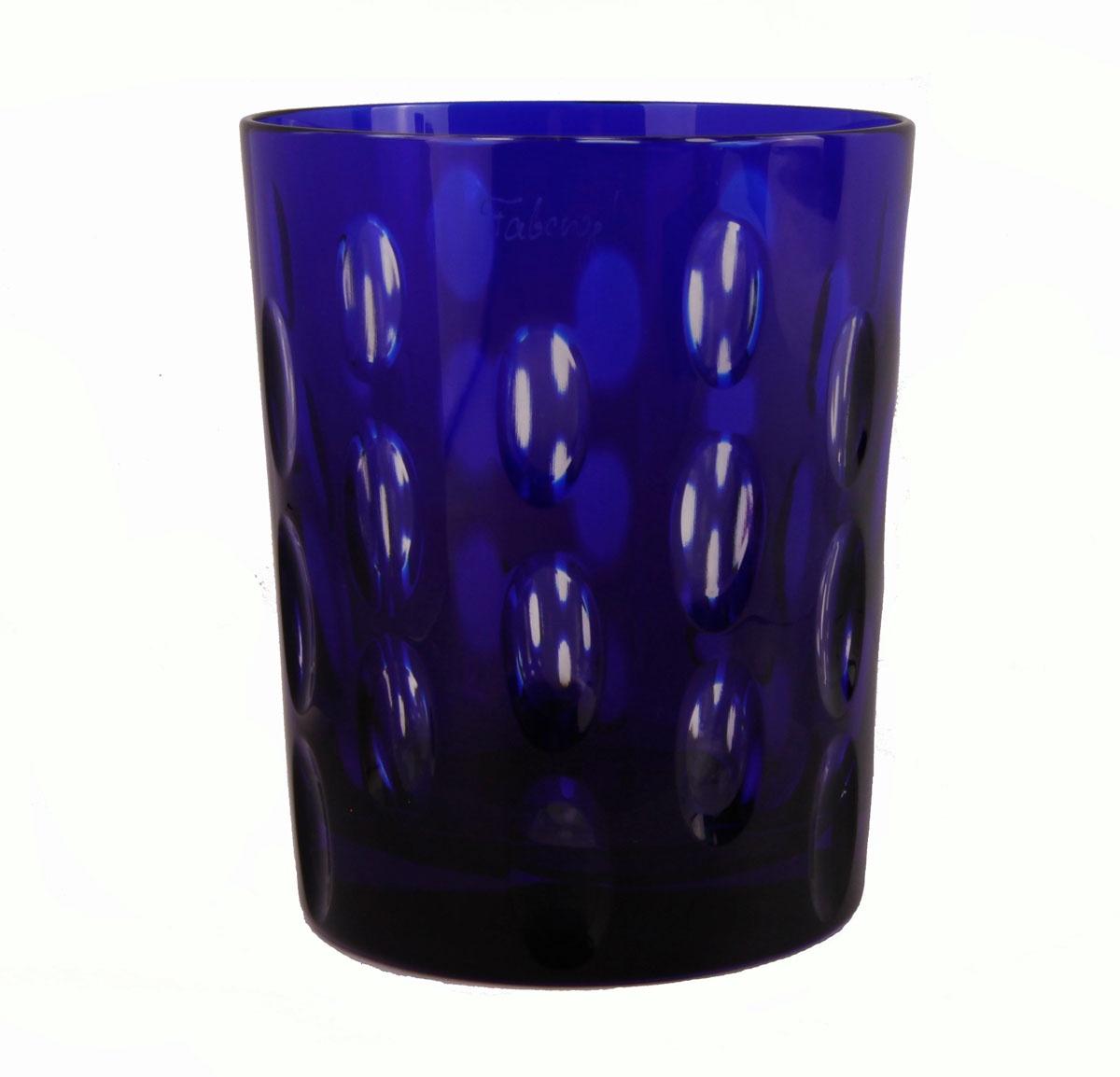 Подсвечник Фаберже ОС33637, синий ювелирные изделия фаберже фото