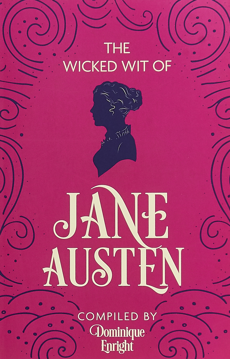 The Wicked Wit of Jane Austen gift quotes for her