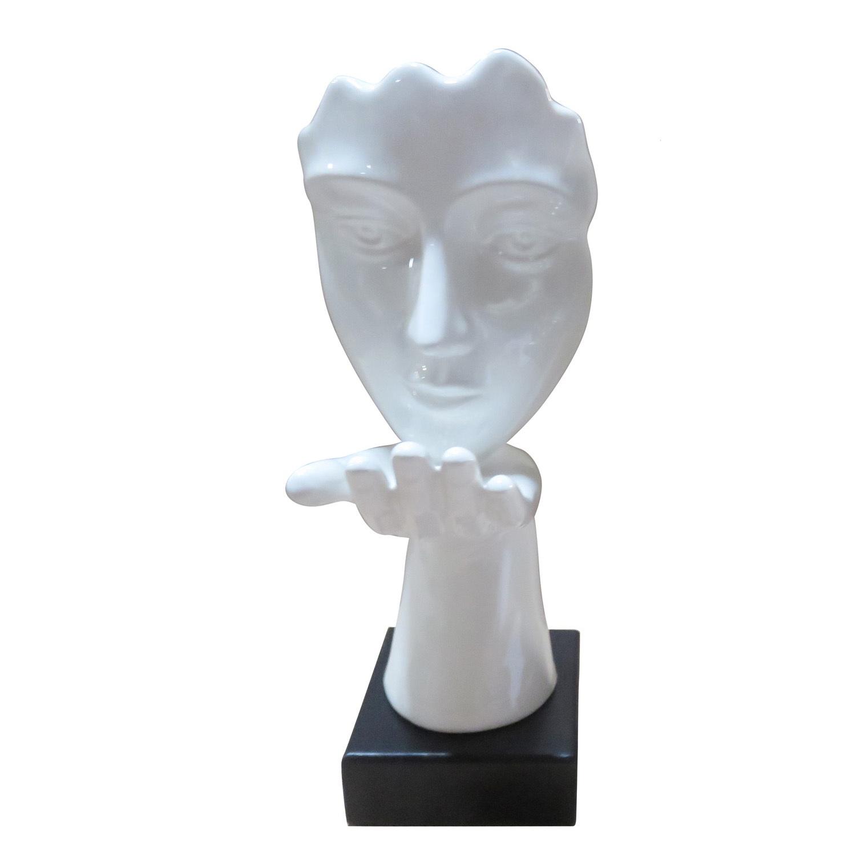 Фигурка декоративная Triumph Market RK-609724/белый цена и фото
