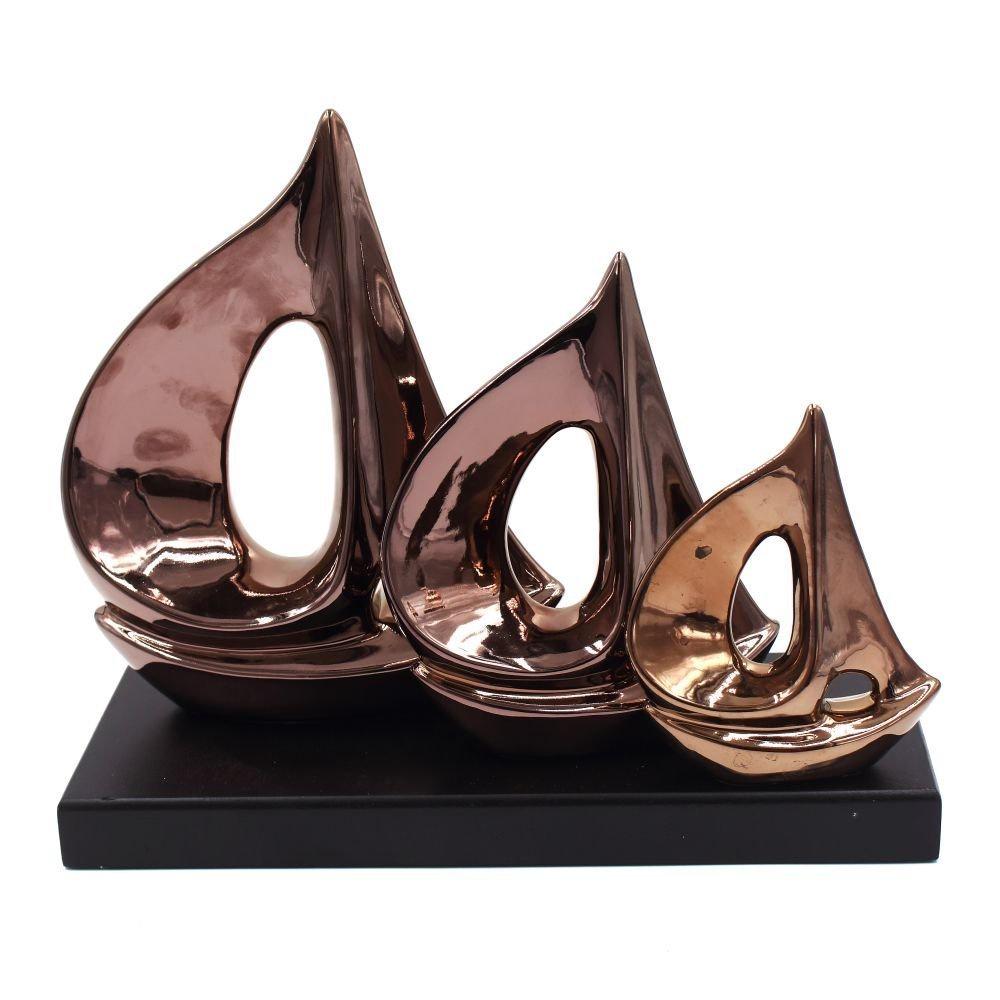 Фигурка декоративная Triumph Market RK-724201/бронза цена и фото