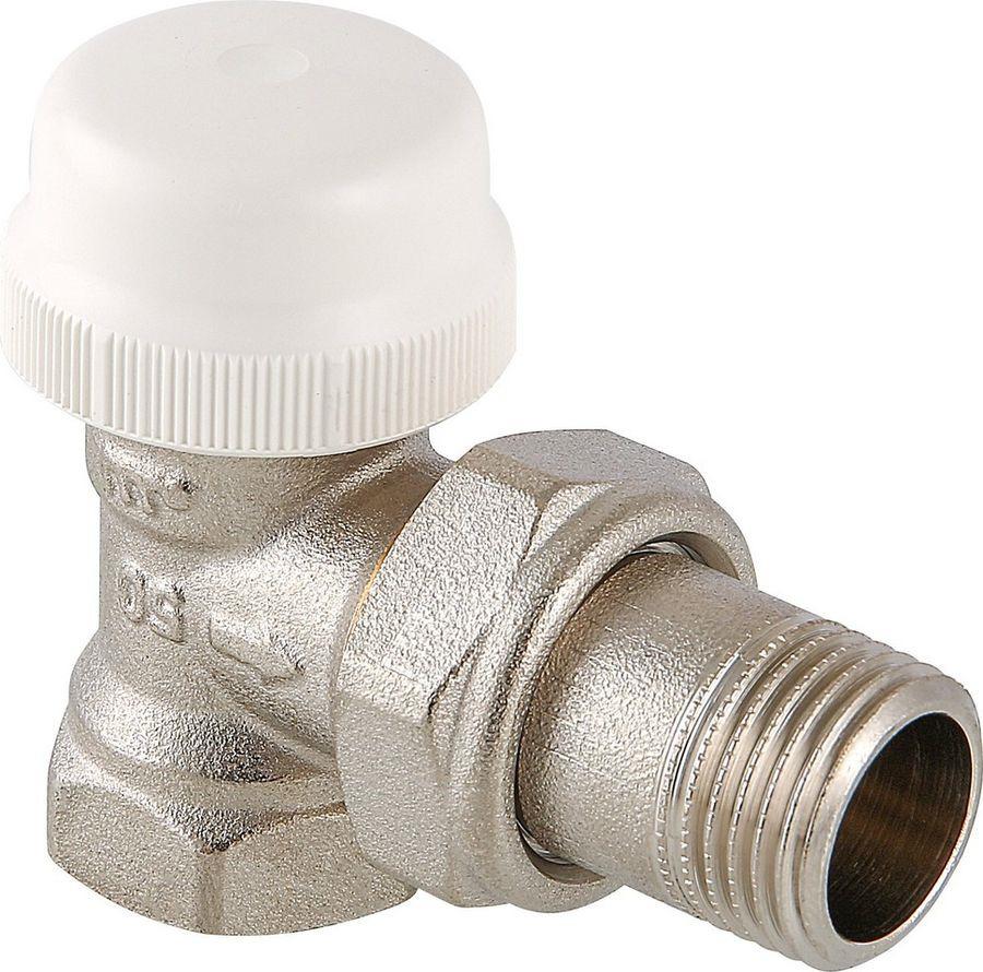 Клапан сантехнический Valtec термостатический для радиатора, угловой 3/4 клапан термостатический для рад угловой 3 4 valtec vt 031 n 05