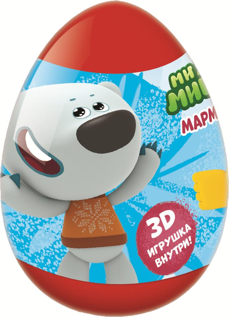 Мармелад Конфитрейд Ми-Ми-Мишки, 10 г + игрушка десерты конфитрейд ми ми мишки в сахарной глазури с игрушкой 20 г