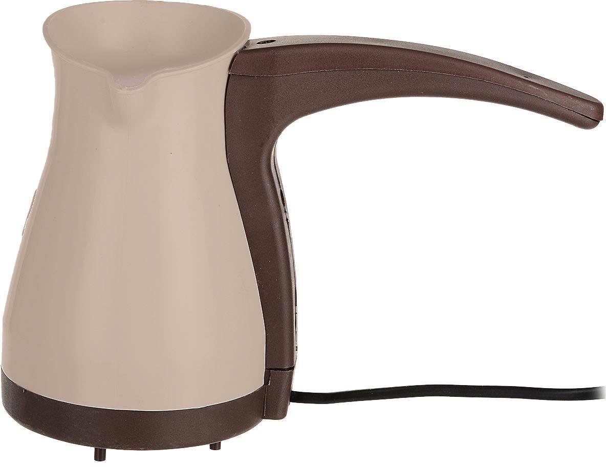 Кофеварка электрическая Zimber ZM-7777, коричневый . ...
