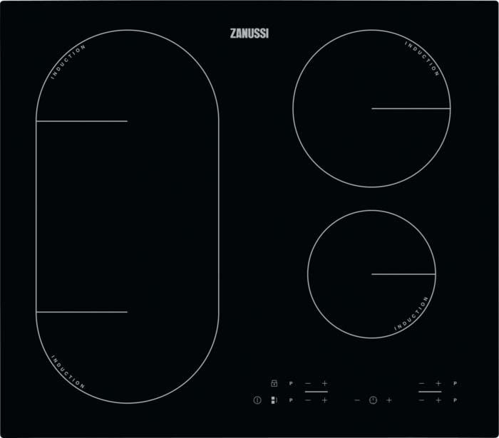 Варочная поверхность индукционная Zanussi IPZ6443KC, черный