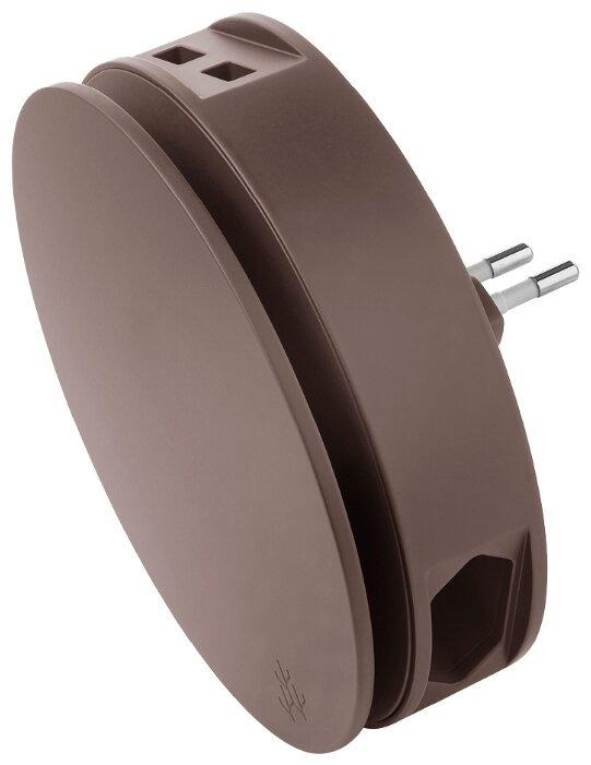Фото - Зарядное устройство USBepower Aero, серо-коричневый зарядное устройство usbepower rock коралловый