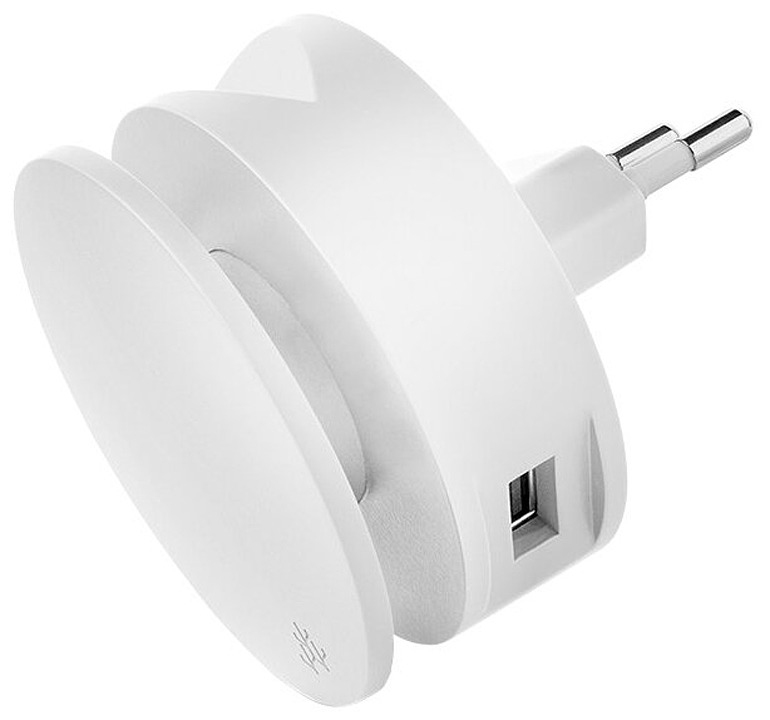 Фото - Зарядное устройство USBepower Mini Aero, белый зарядное устройство usbepower rock коралловый
