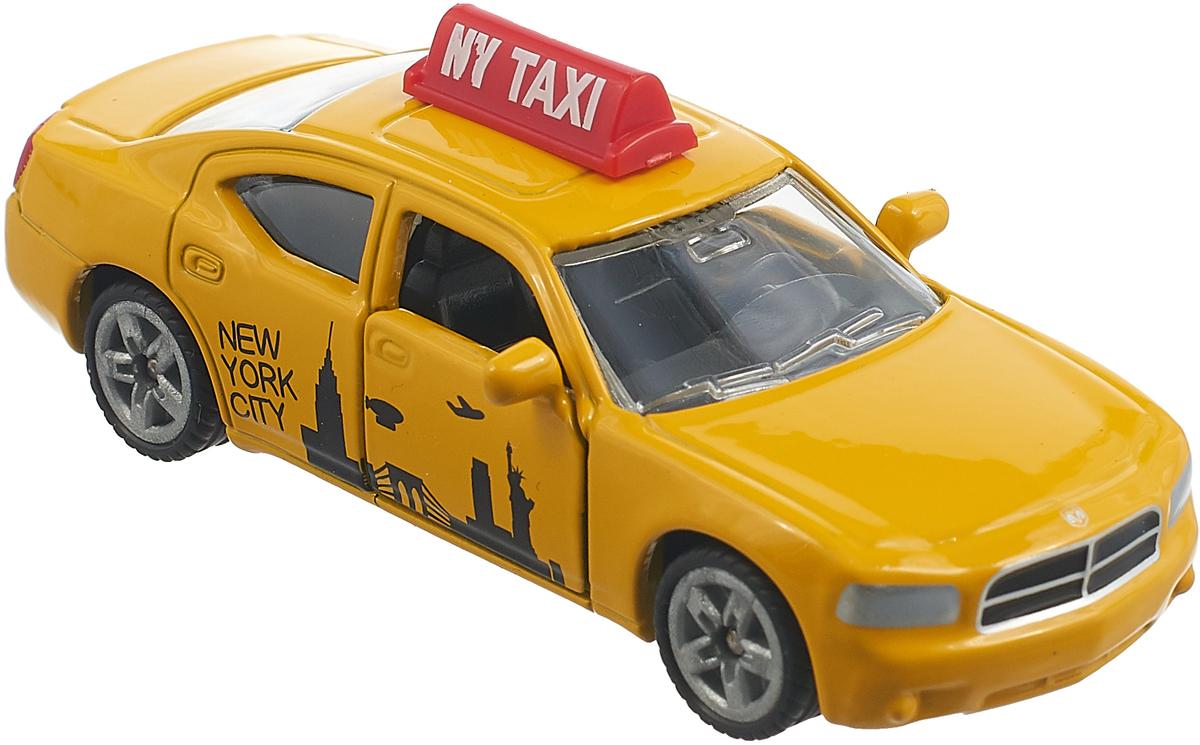 Фото - Siku Машинка Такси NEW YORK игрушка siku машинка ktm x bow gt 1436
