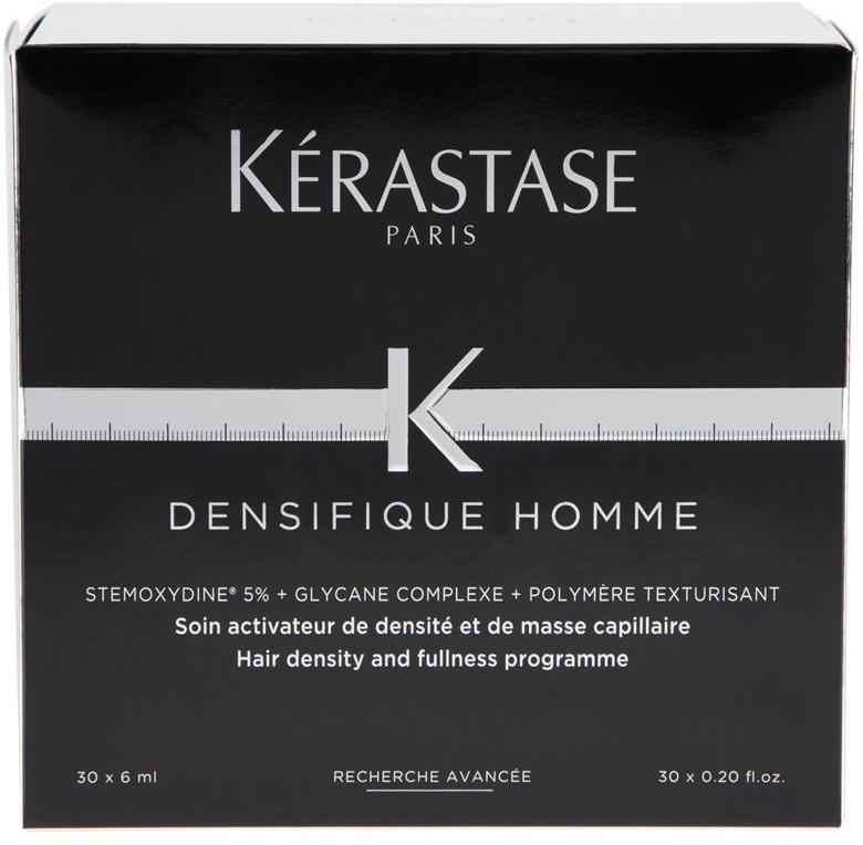 Активатор густоты и плотности Kerastase Densifique, для мужчин, 30 х 6 мл недорого