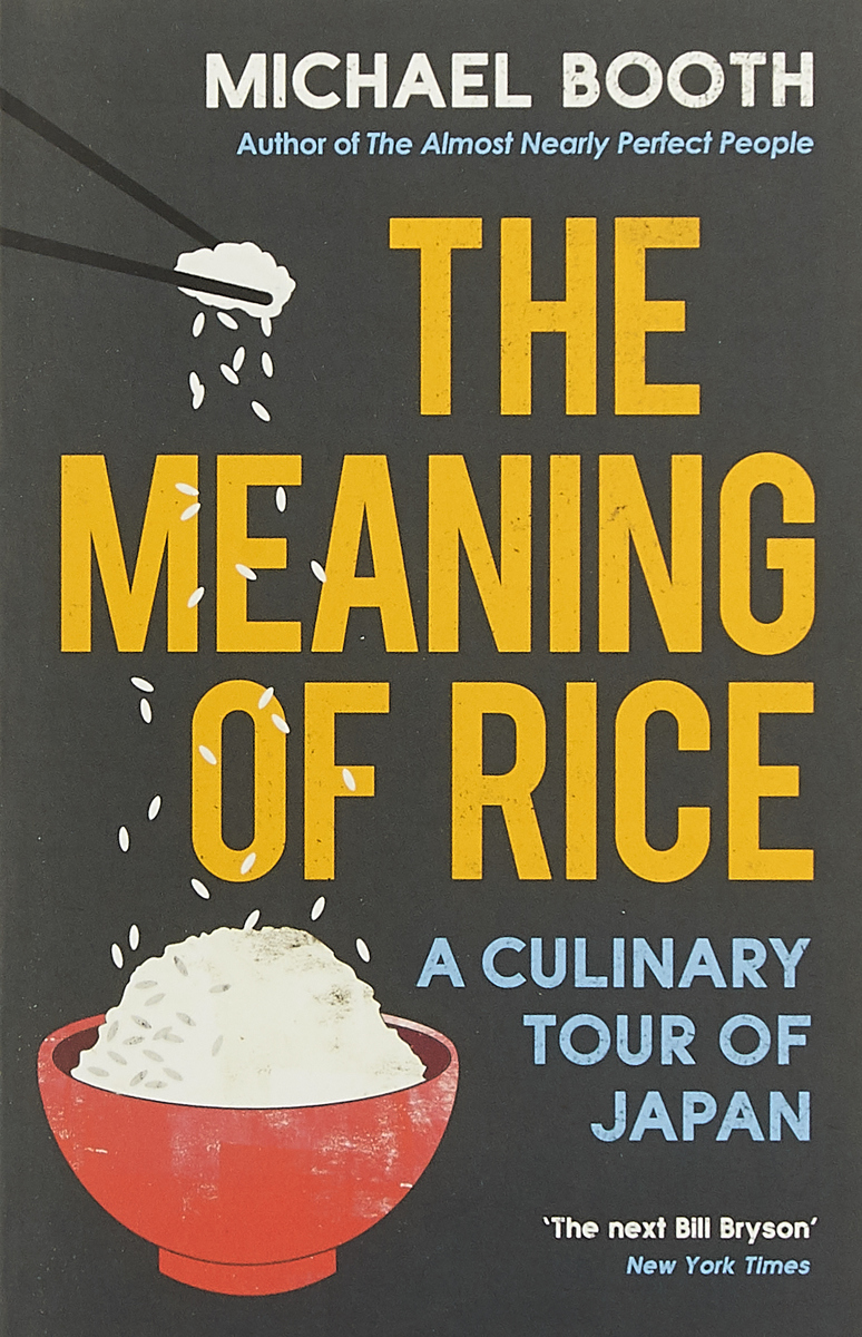 The Meaning of Rice: A Culinary Tour of Japan booth m sushi and beyond