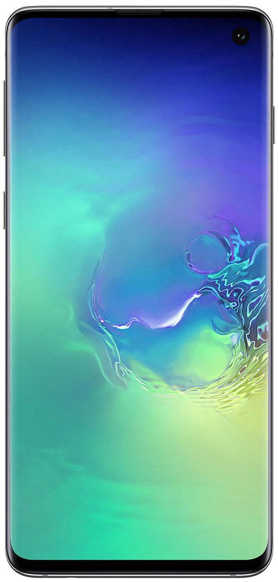 Смартфон Samsung Galaxy S10 128 GB, зеленый