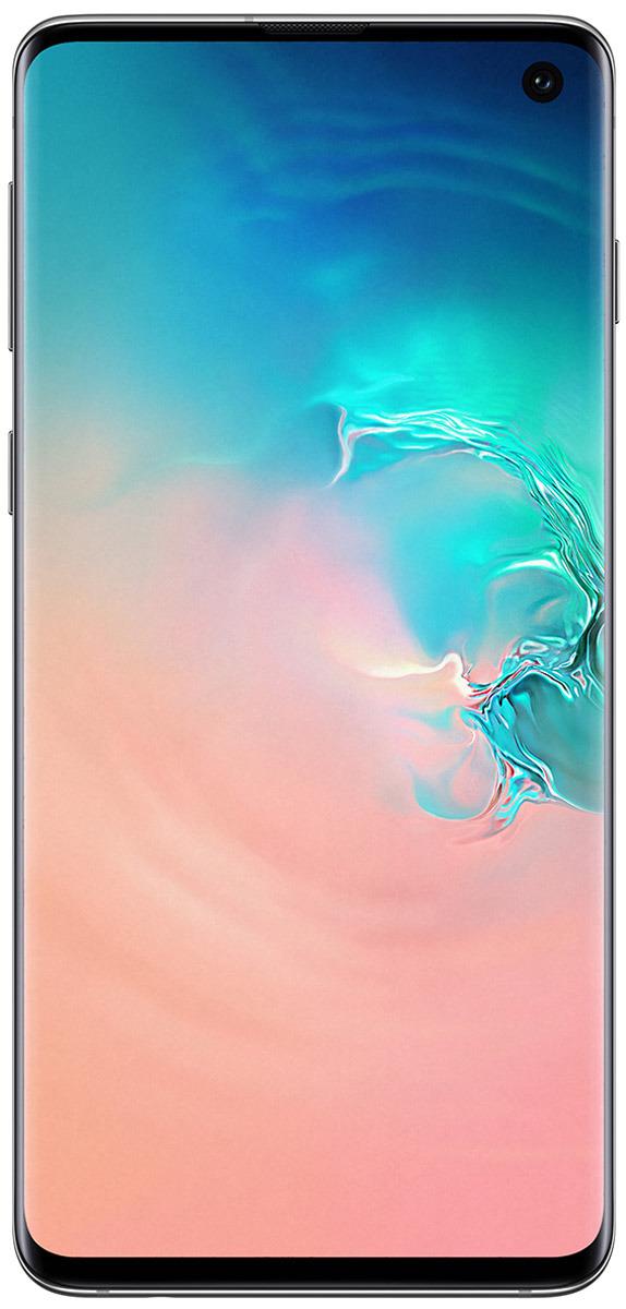Смартфон Samsung Galaxy S10 8/128GB, белый