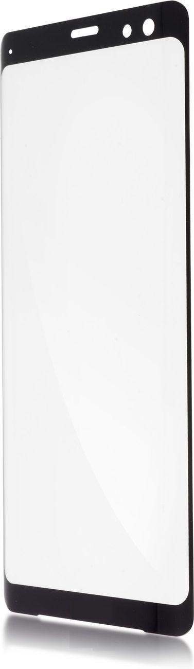 Защитное стекло Brosco 3D для Sony Xperia XZ3, черный