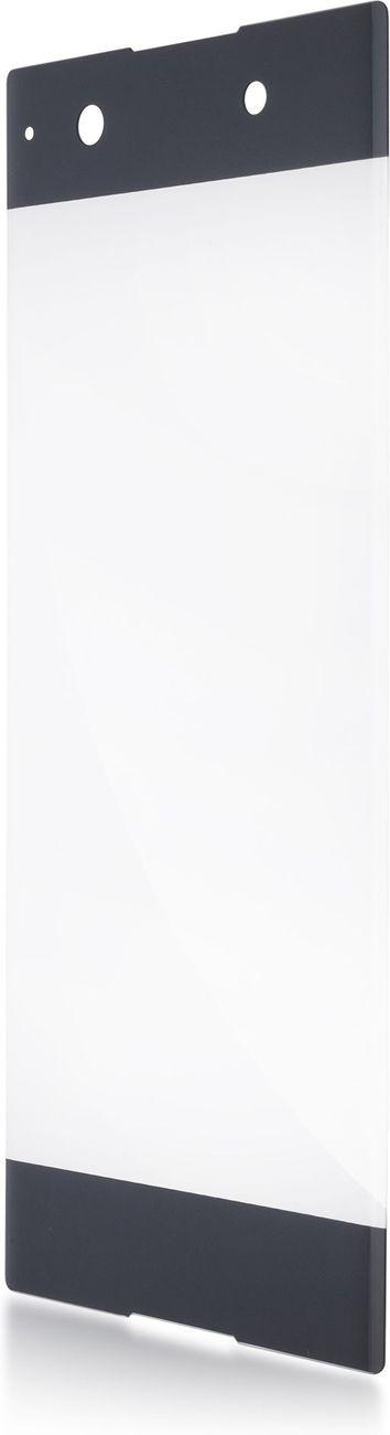 Защитное стекло Brosco 3D для Sony Xperia XA1, черный защитное стекло для sony g3112 xperia xa1 brosco 3d на весь экран с розовой рамкой