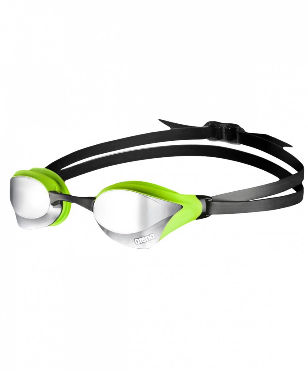 Очки для плавания Arena Cobra Core Mirror очки для плавания arena cobra ultra mirror цвет красный белый черный 1e032 11