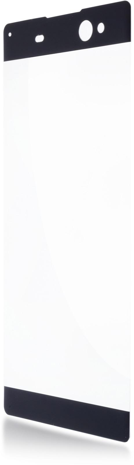 Защитное стекло Brosco 3D для Sony Xperia XA Ultra, черный