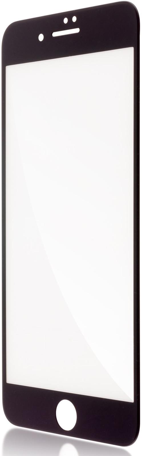 Защитное стекло Brosco 3D для Apple iPhone 7 Plus, черный