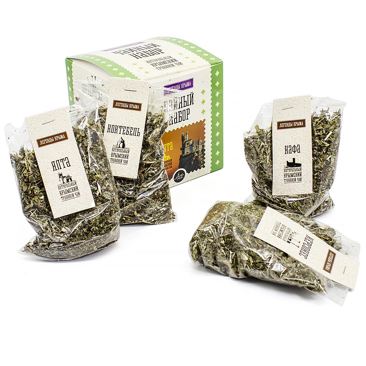 Чай листовой floris Легенды Крыма чай травяной floris легенды крыма алушта 40 г