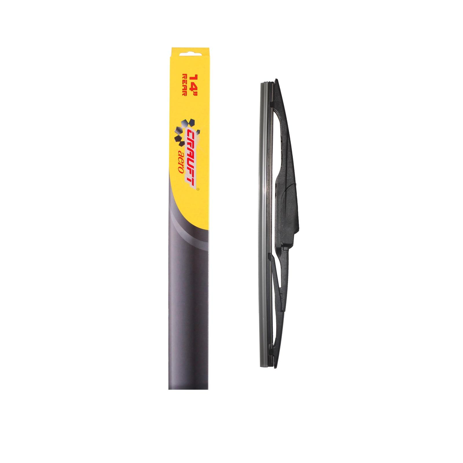 цена на Щетка стеклоочистителя CRAUFT 14R 35 см (задняя)