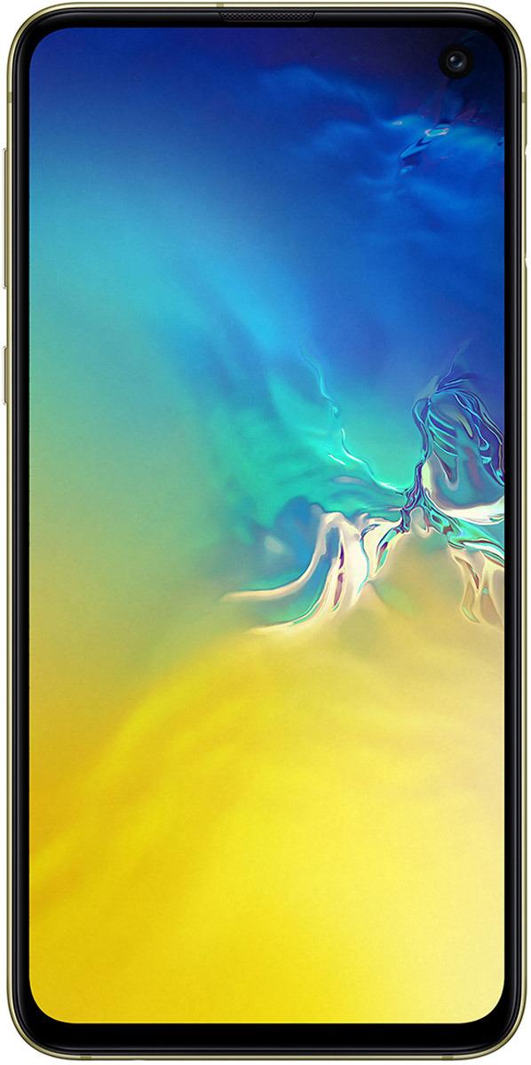 Смартфон Samsung Galaxy S10e 6/128GB, желтый