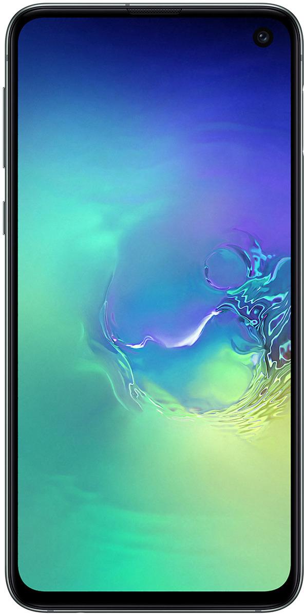 Смартфон Samsung Galaxy S10e 128 GB, зеленый
